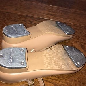 Theatricals Shoes - Theatricals girls tap dance shoes tan size 12